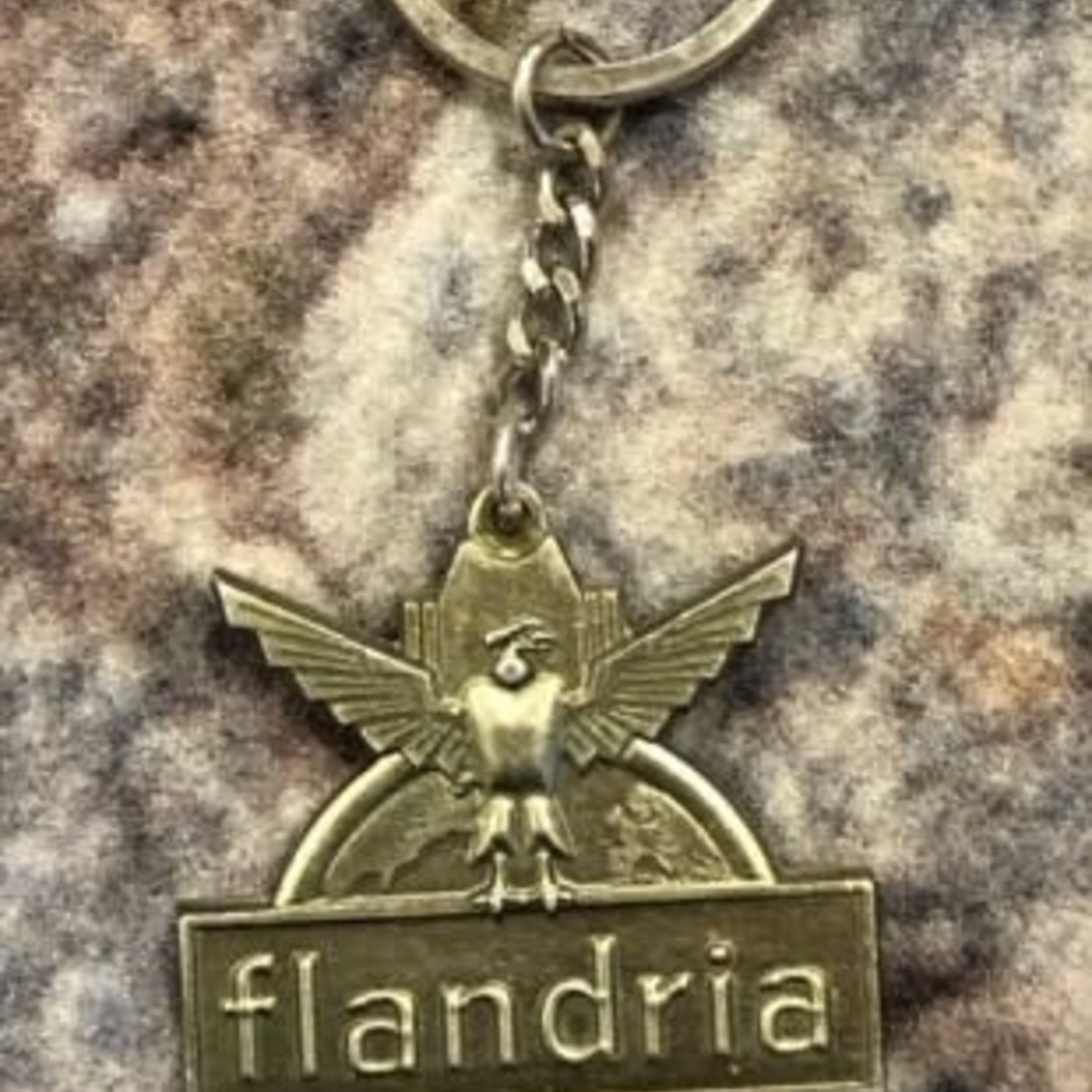 Flandria sleutelhanger