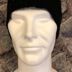Black hat with 'Vlaamse leeuw'