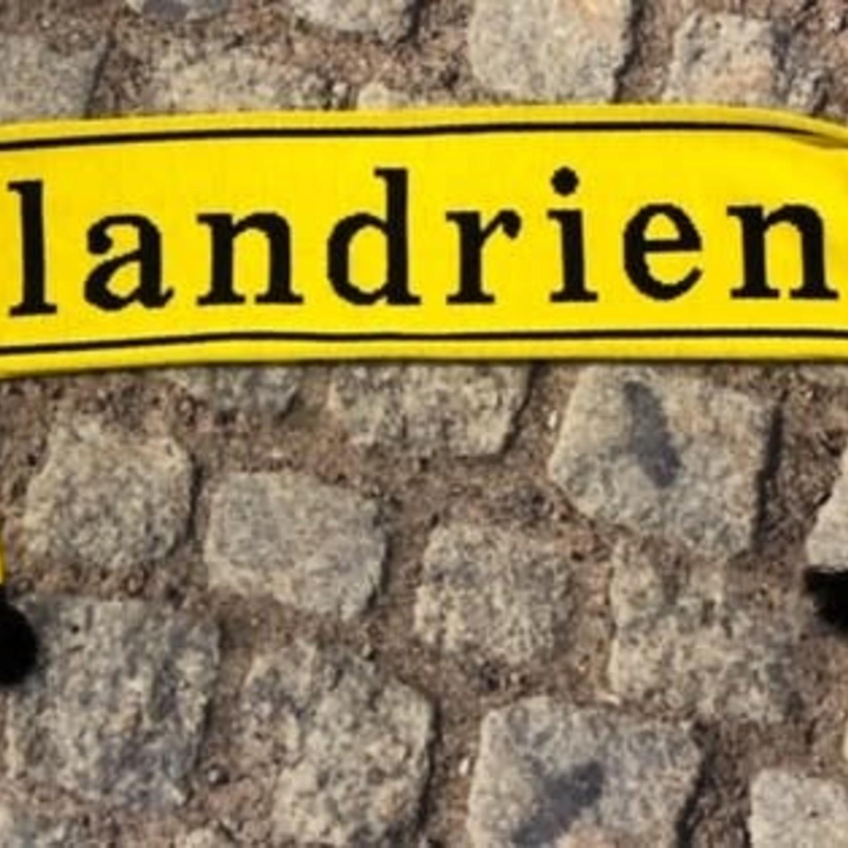 Sjaal Flandriens Niet te temmen