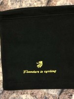 Necktube flanders is cycling