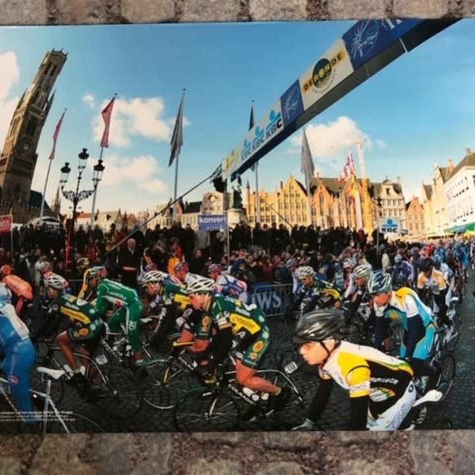 Poster start Brugge 2008
