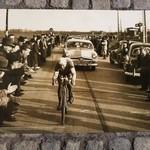 Poster Briek Schotte chase 1950