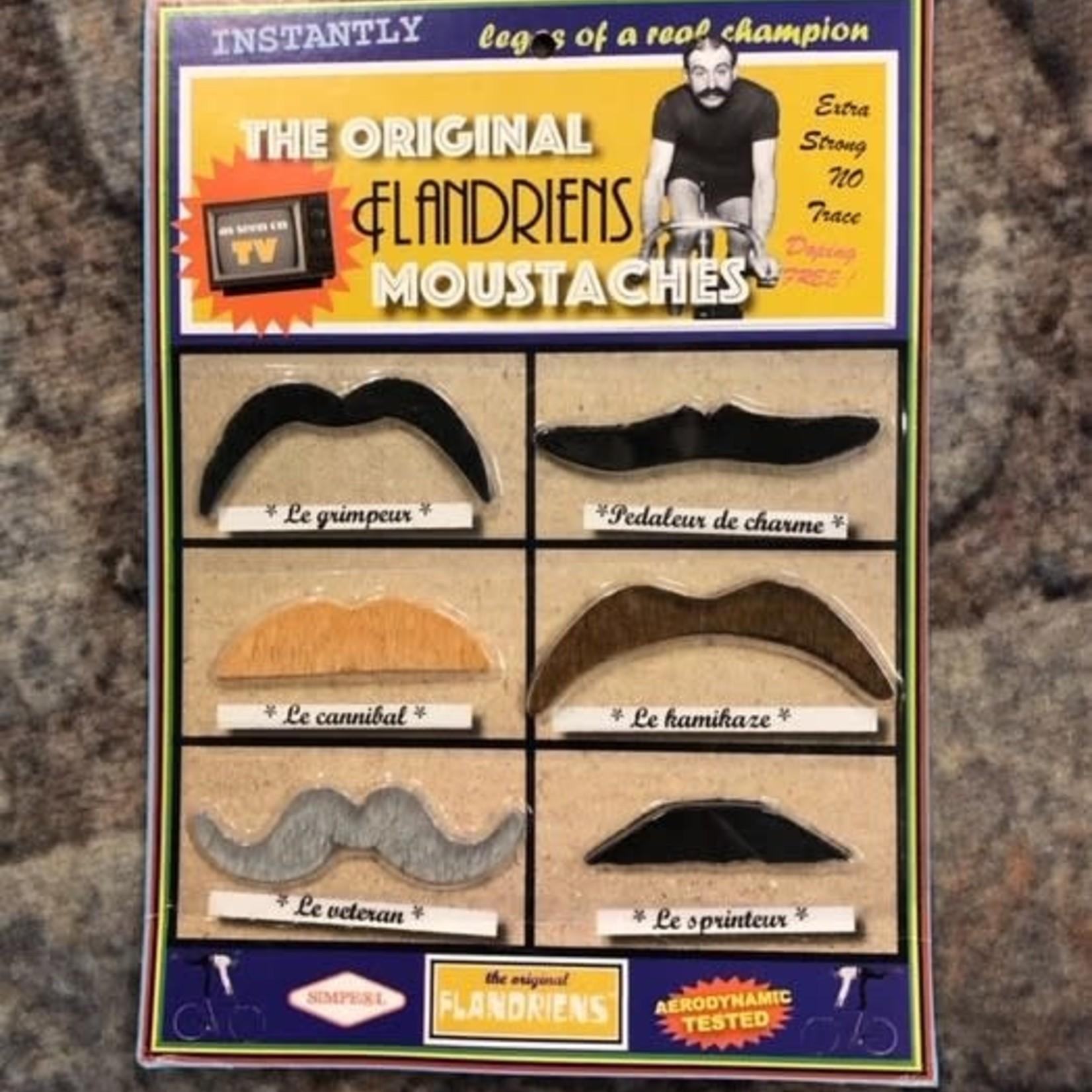 Moustaches Flandrien