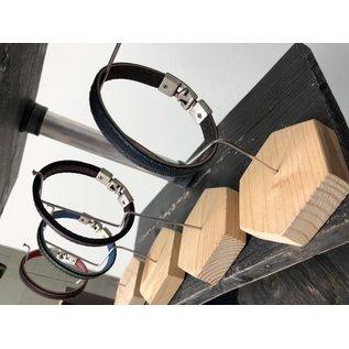 Cycled armband z/w/b