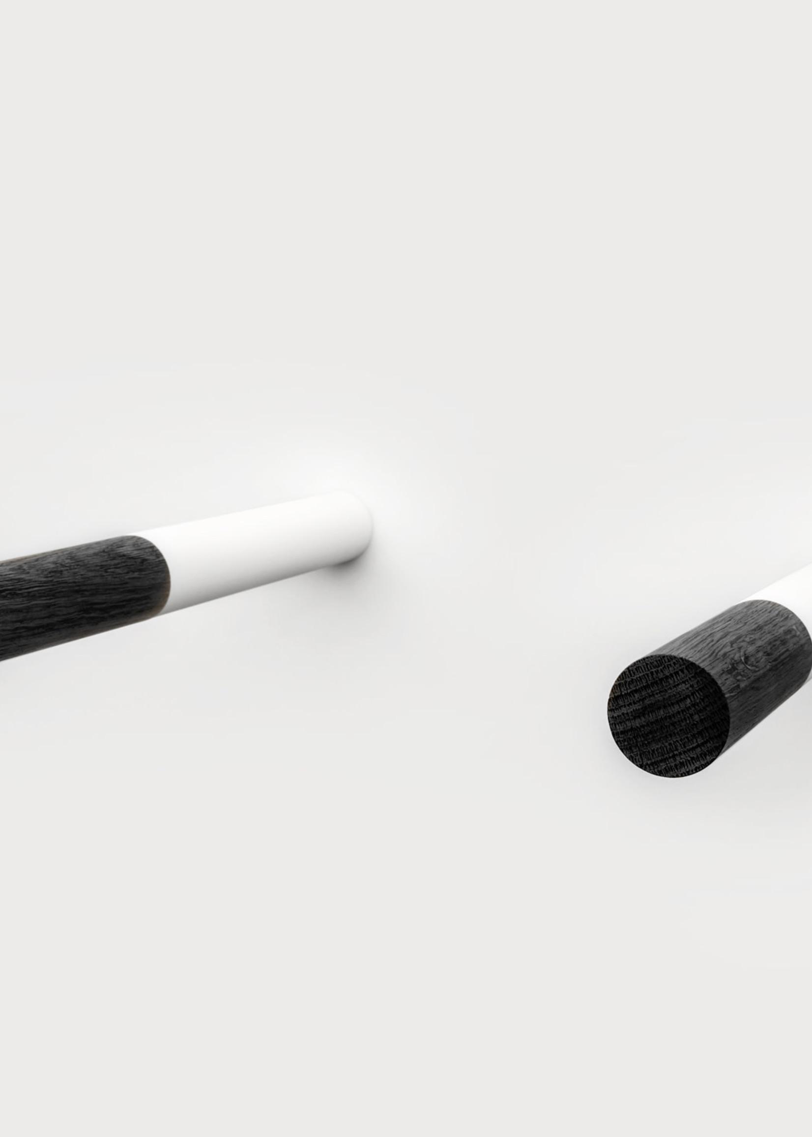 Macmilano Duetto Wood Black