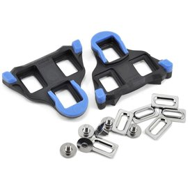 Shimano SPD-SL Cleat Set Blue