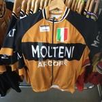 Retroshirt Molteni short sleeved