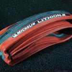 Michelin 'Raceband rood'