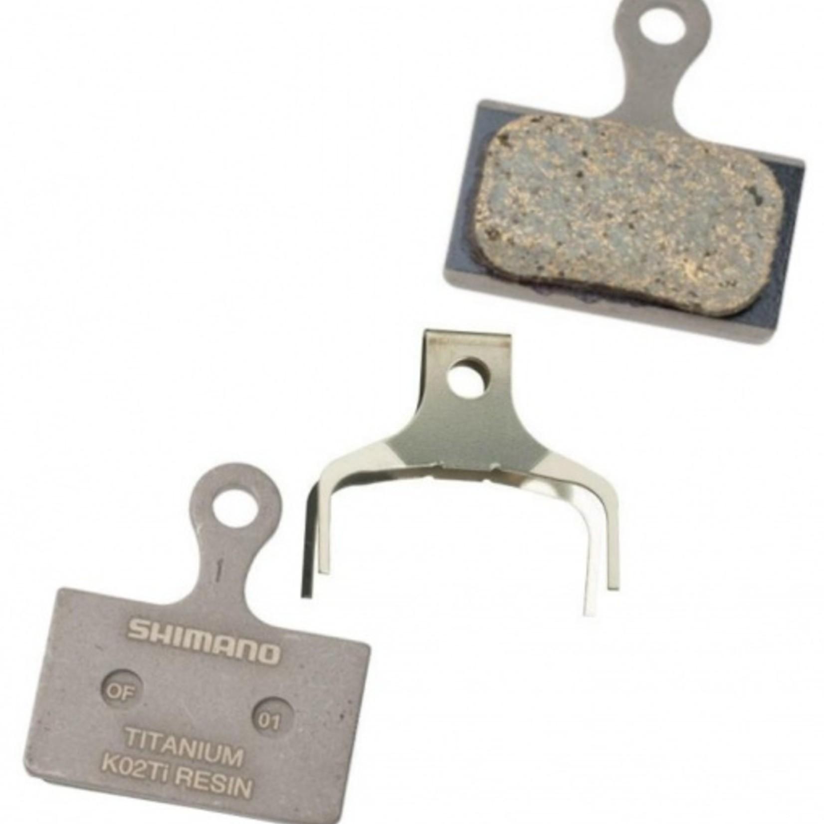 Shimano 'Remblokken k02Ti'