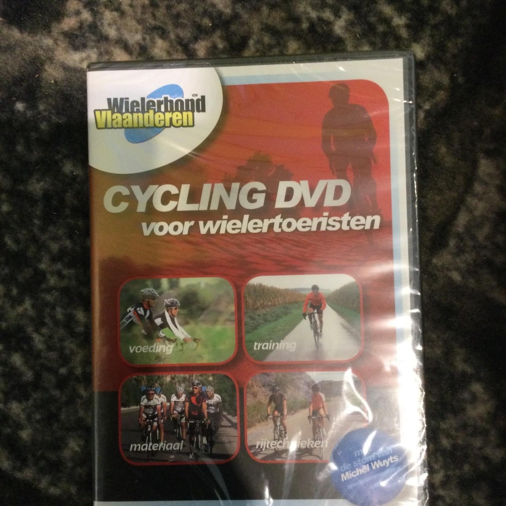 DVD 'Cycling DVD voor wielertoeristen'