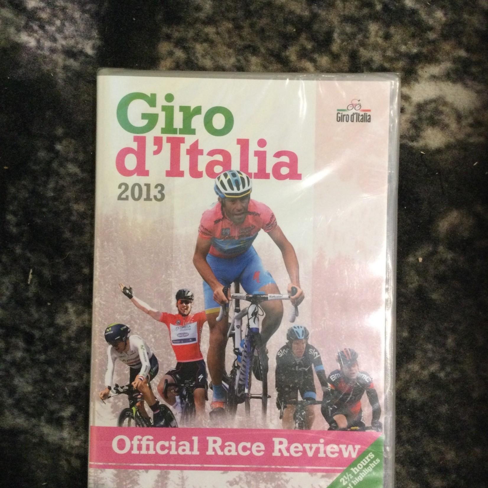 DVD 'Giro d' ltalia'