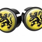 Steering knobs 'Vlaamse Leeuw'