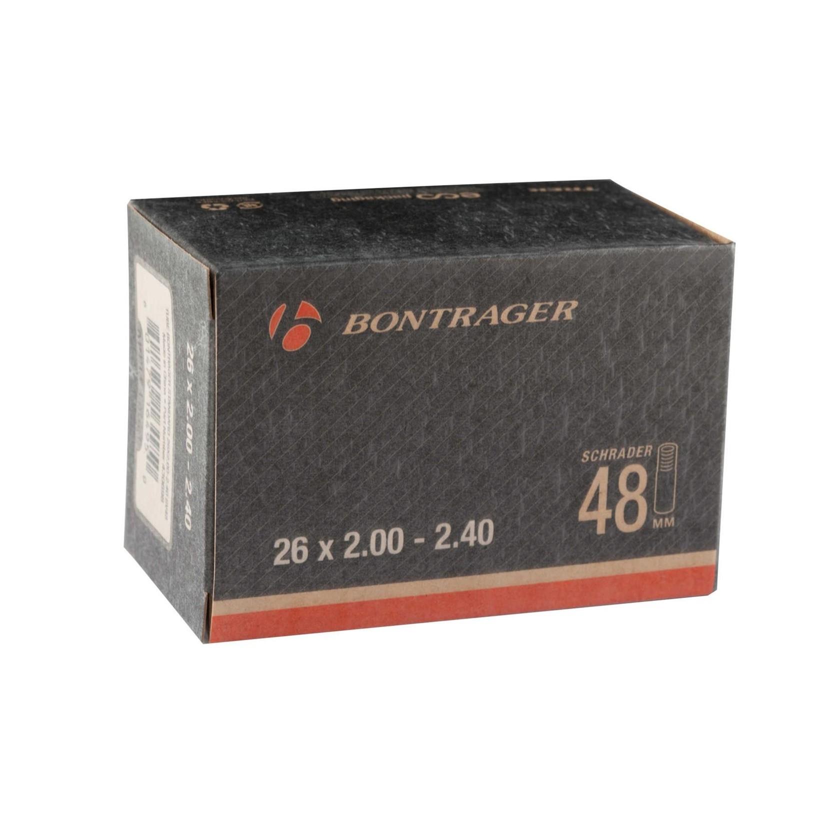 Bontrager 'Inner tube MTB 48 mm valve'