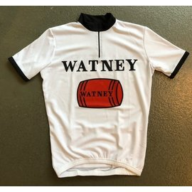 Retroshirt Watney korte mouwen