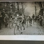 Poster' Gent-Wevelgem 1957'