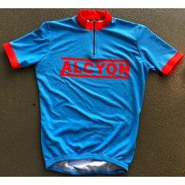 Retroshirt Alcyon short sleeved