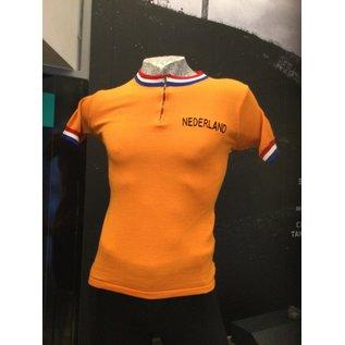 Ciclistica Fiorentina retro shirt km Nederland