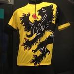 Retroshirt 'Vlaamse Leeuw' 8XL