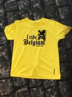 T-shirt I ride Belgium