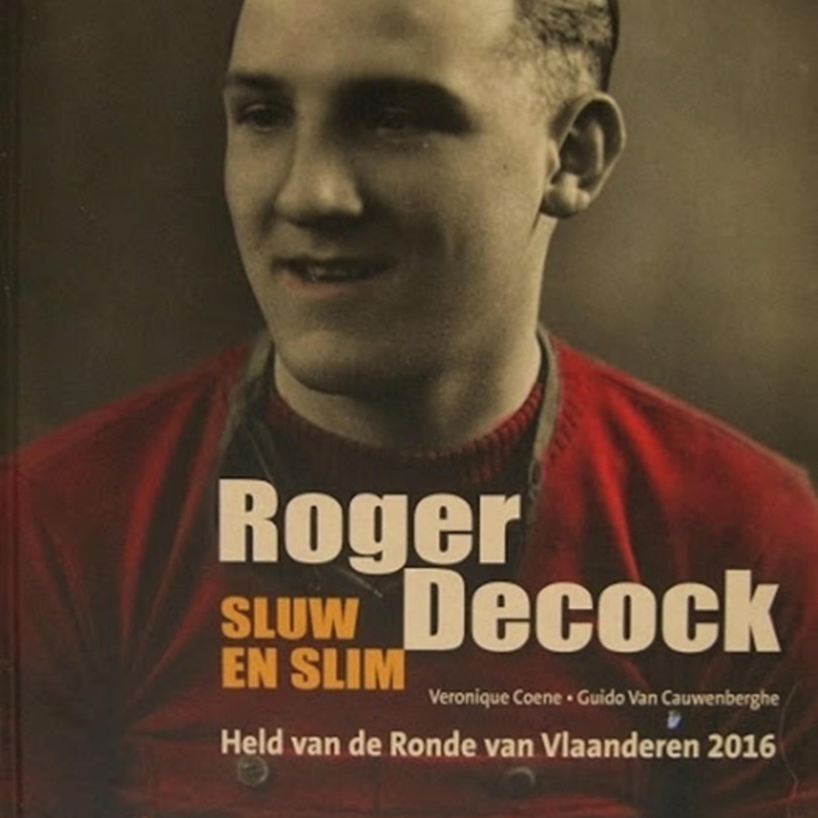 Book 'Roger Decock : Sluw en slim' (NED)