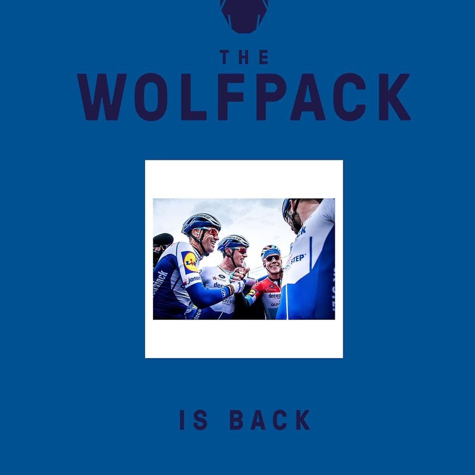 The Wolfpack is back (NED)