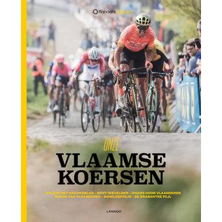 Boek 'Flanders Classics - Onze Vlaamse Koersen'