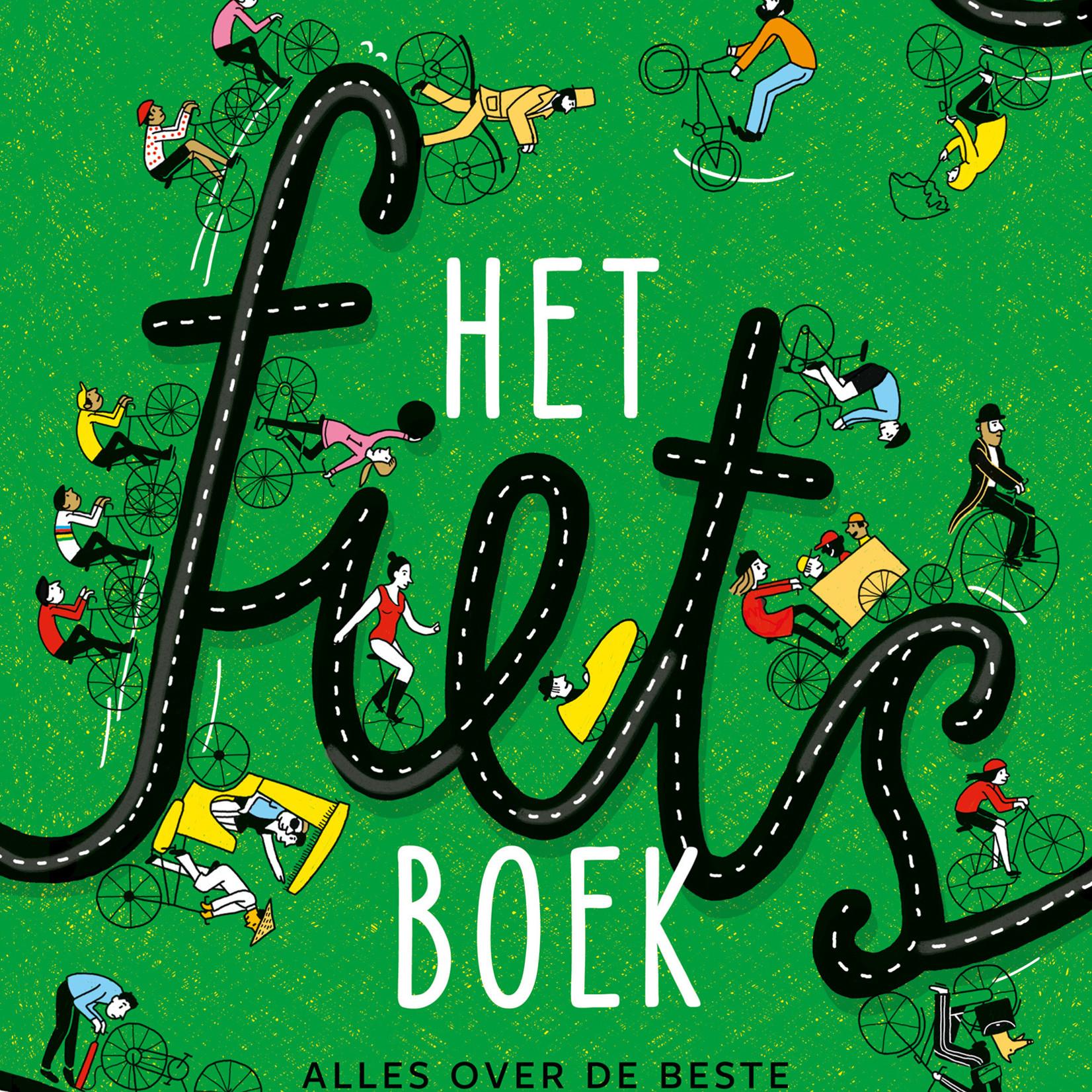 Het fietsboek (NED)