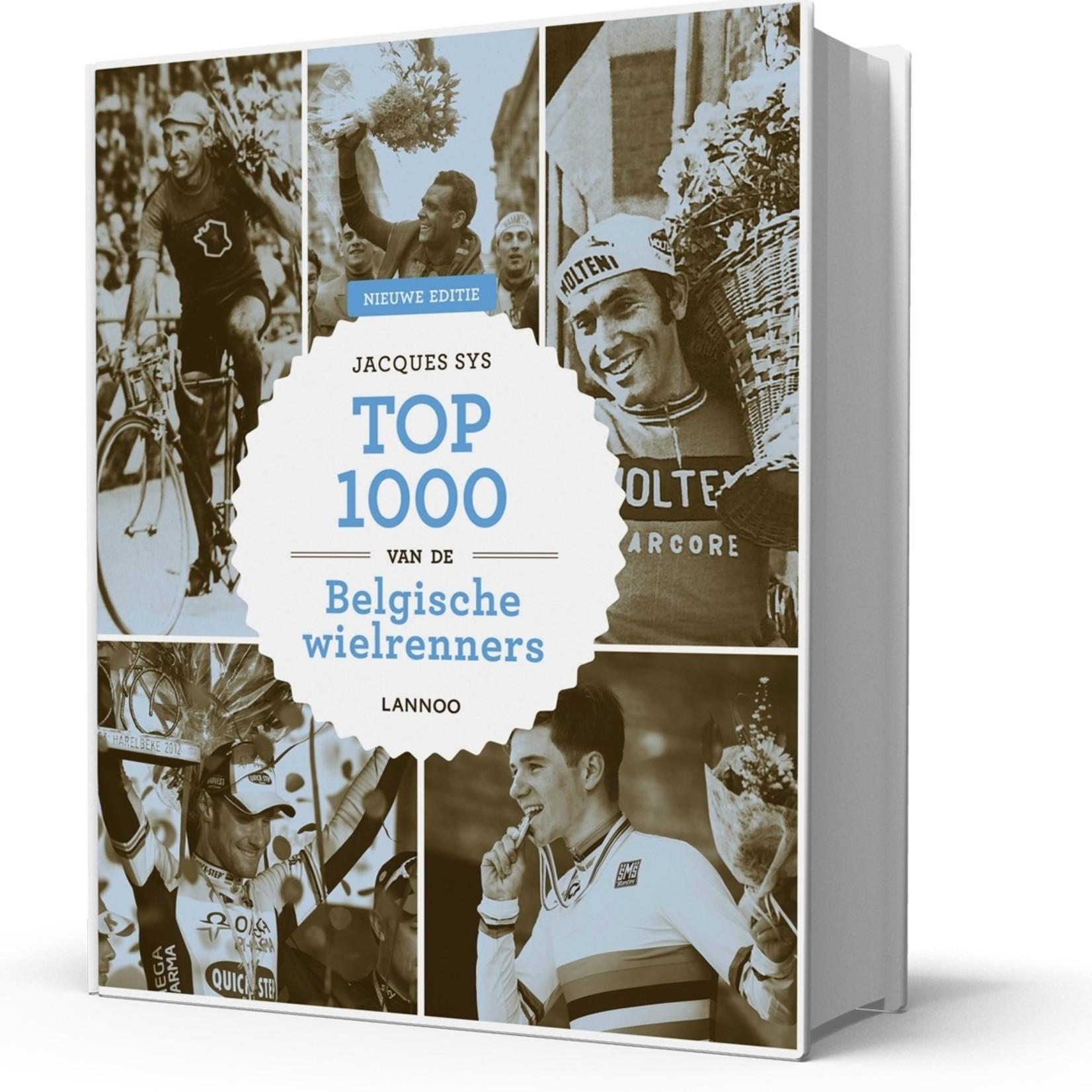 Top 1000 van de Belgische wielrenners (NED)