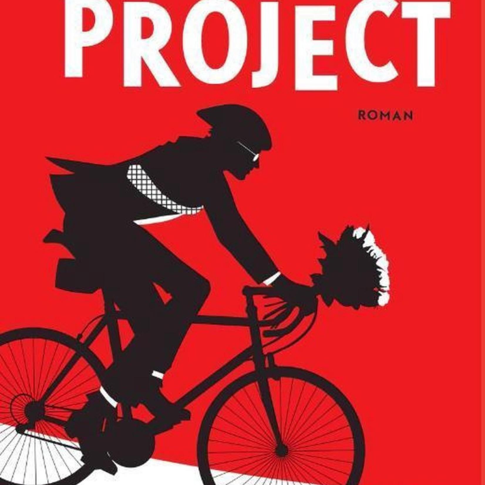 Book 'Het Rosie Project' (NED)
