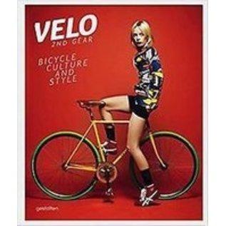 Boek 'Velo 2nd gear '