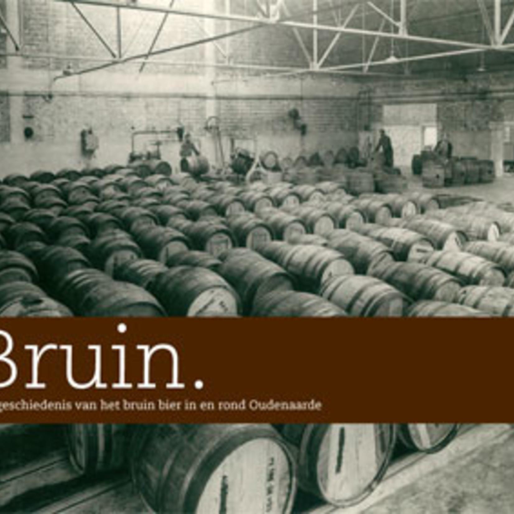 Bruin 'De geschiedenis van het brouwen' (NED)