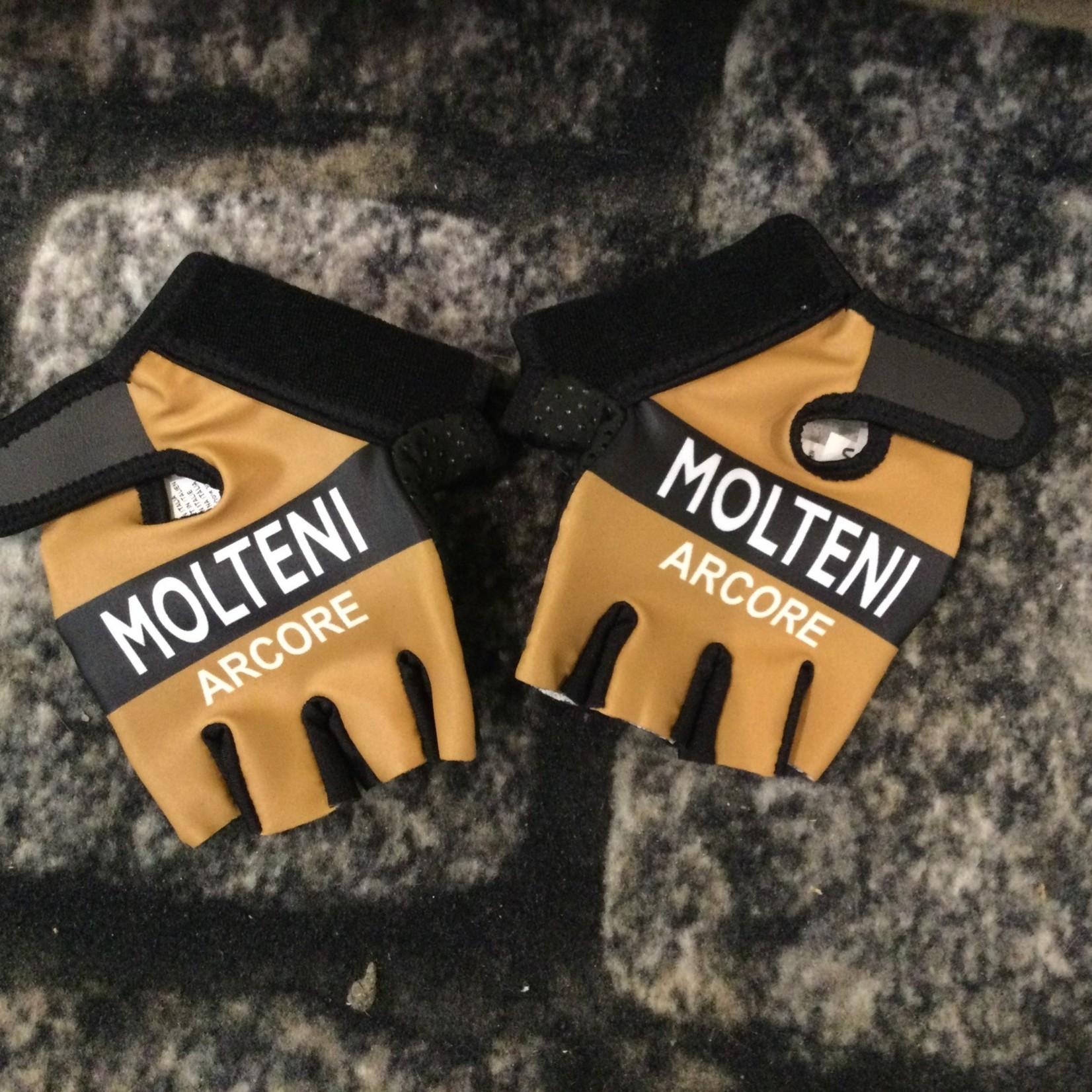 Retro handschoenen 'Molteni' (small)