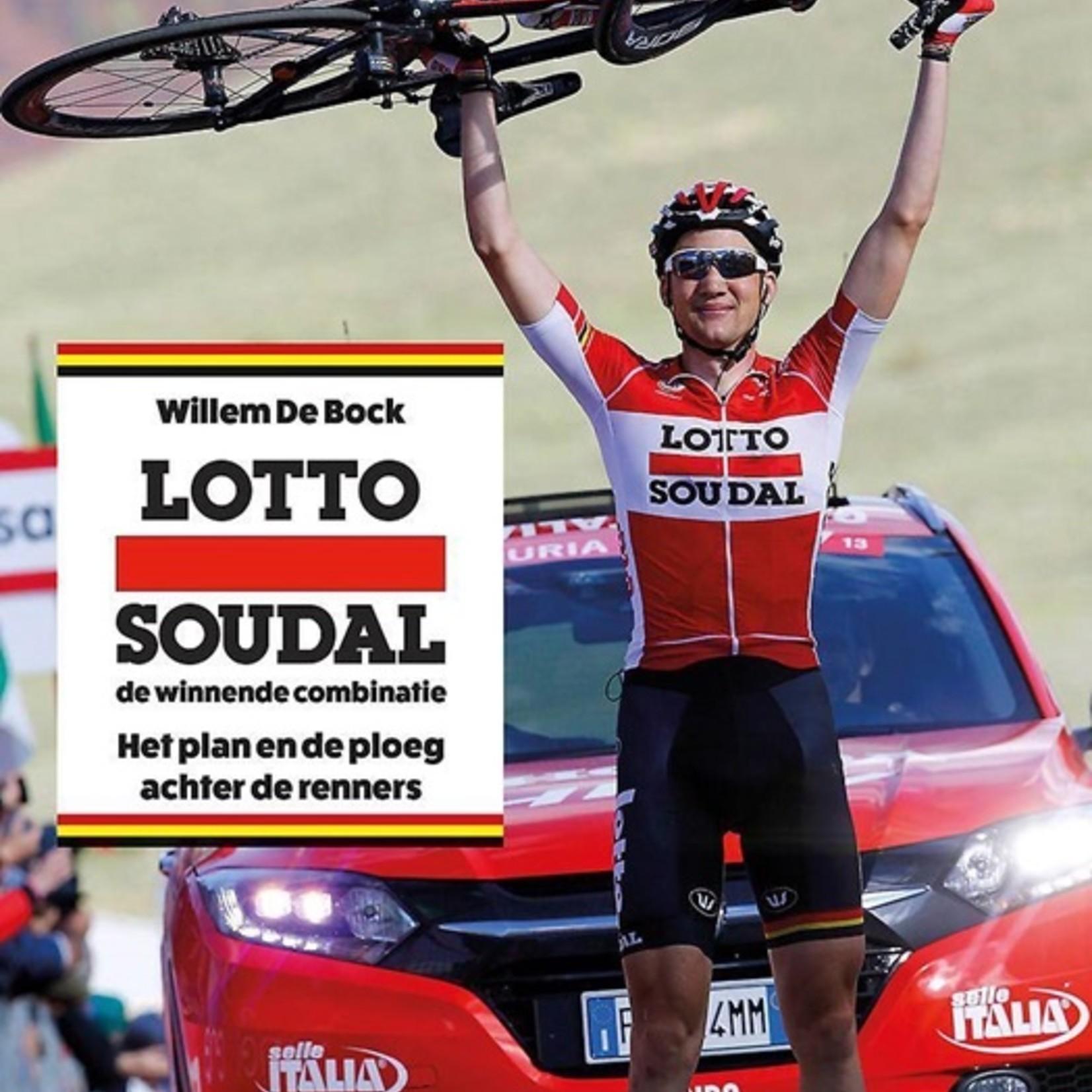 Boek 'Lotto Soudal, de winnende combinatie'