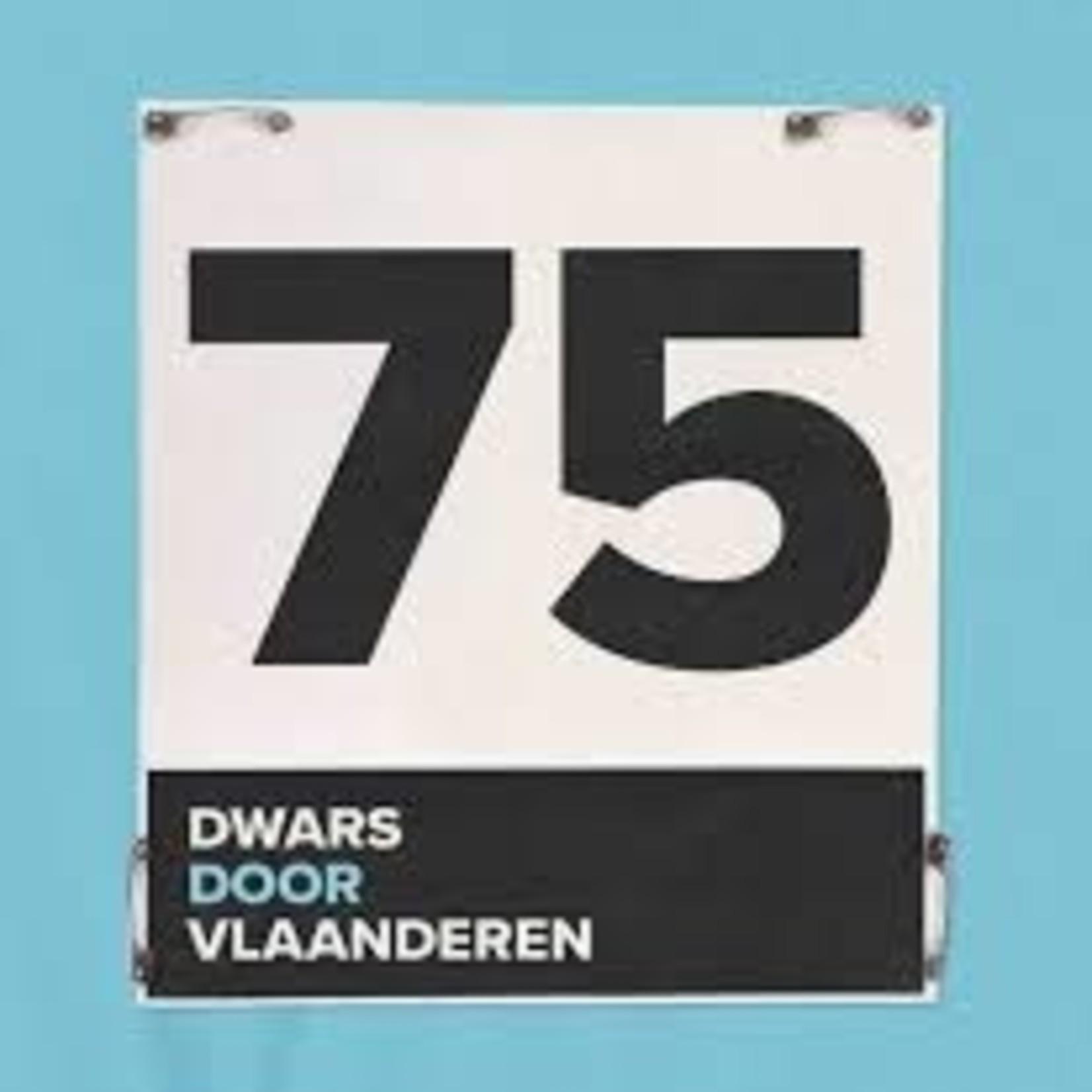 Book 'Dwars door Vlaanderen'