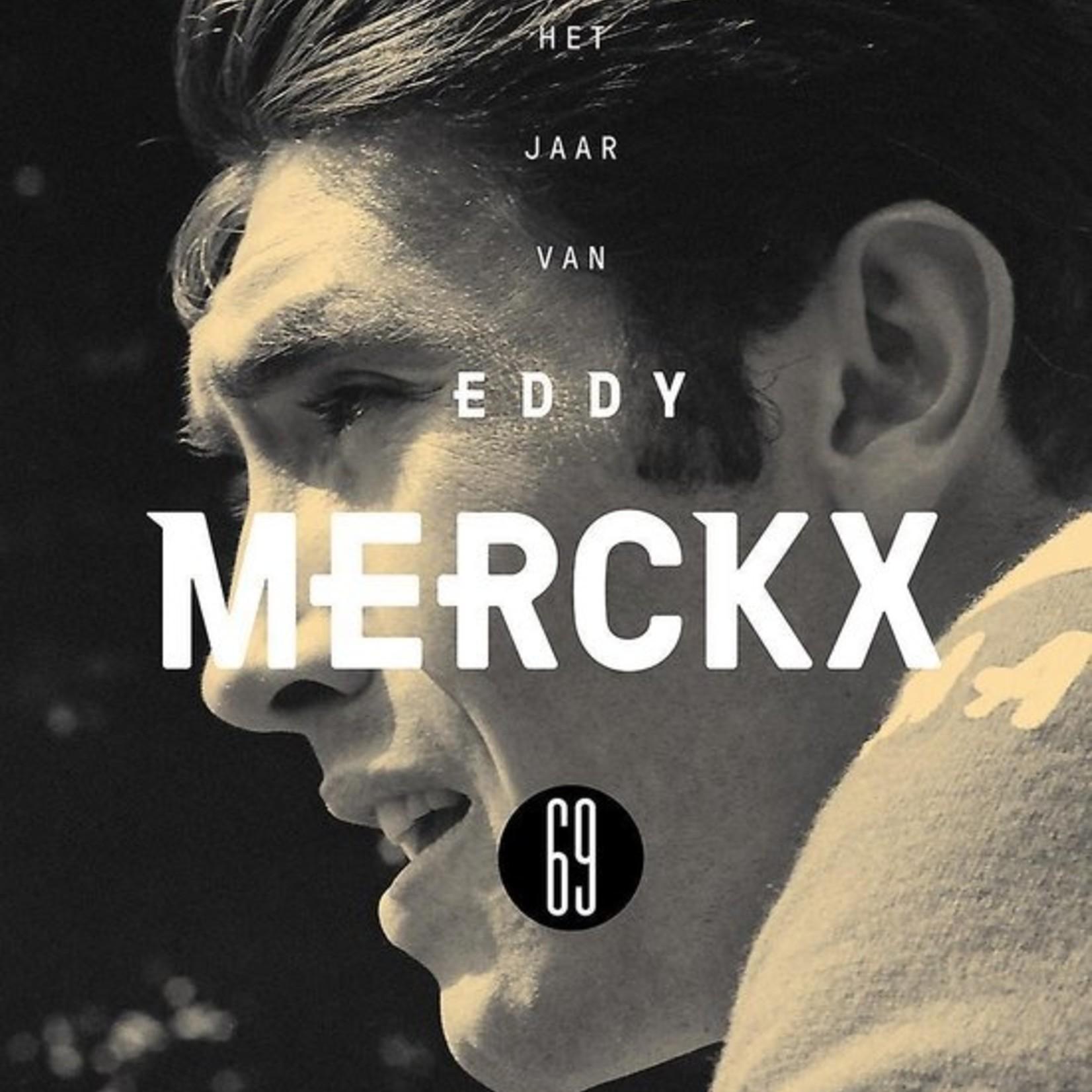 Book 'Het jaar van Eddy Merckx' (NED)
