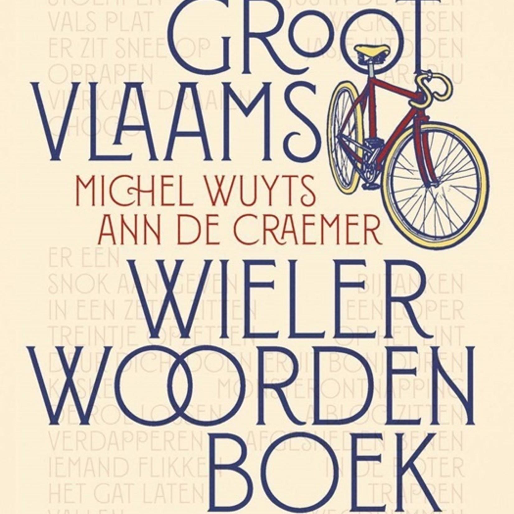 Boek 'Groot vlaams wielerwoordenboek'