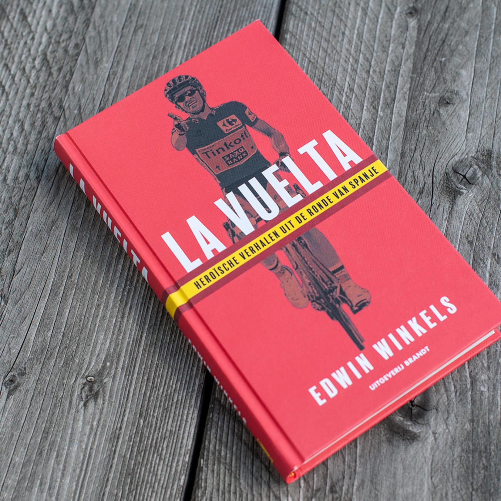 Book 'La Vuelta' (NED)