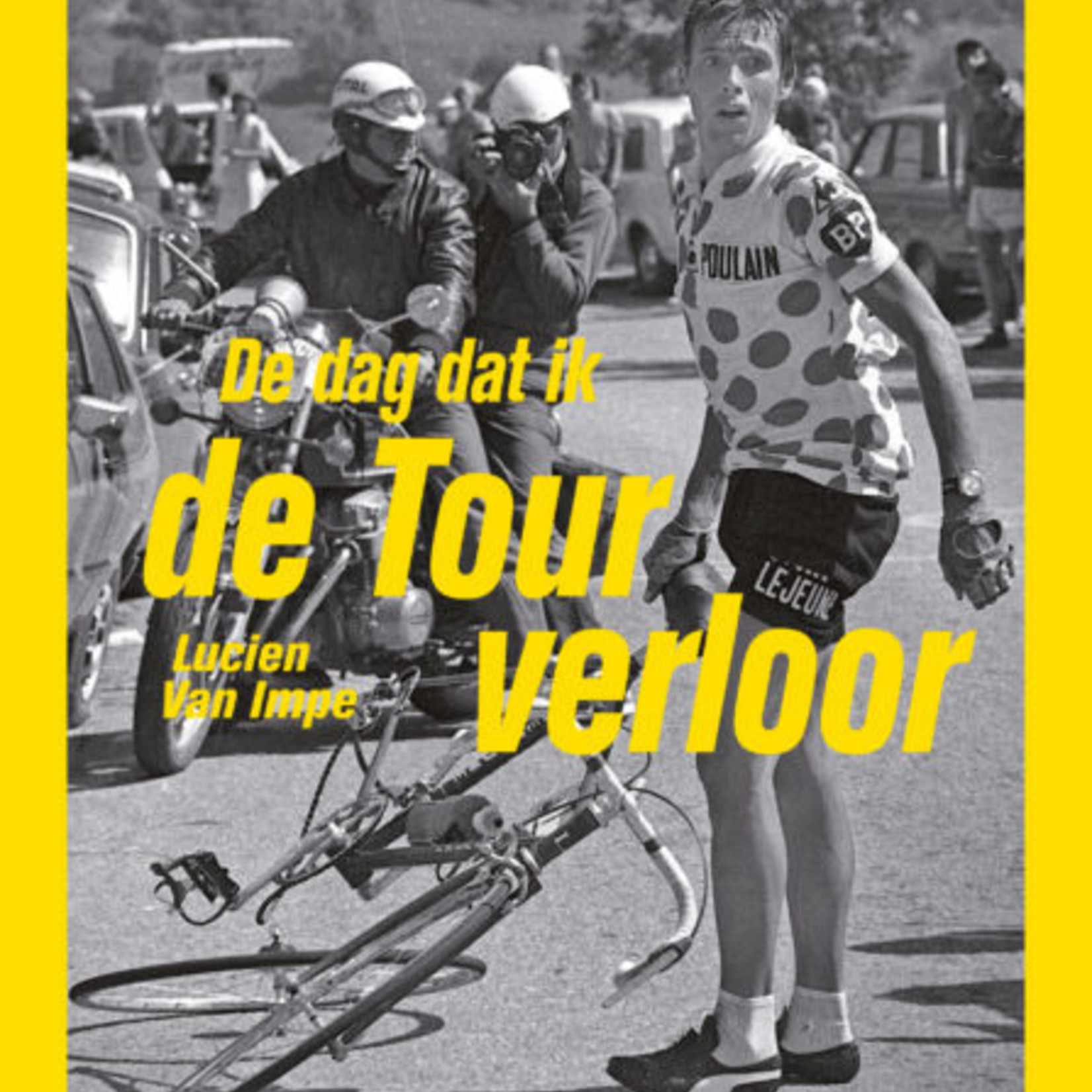 Boek 'De dag dat ik de tour verloor'