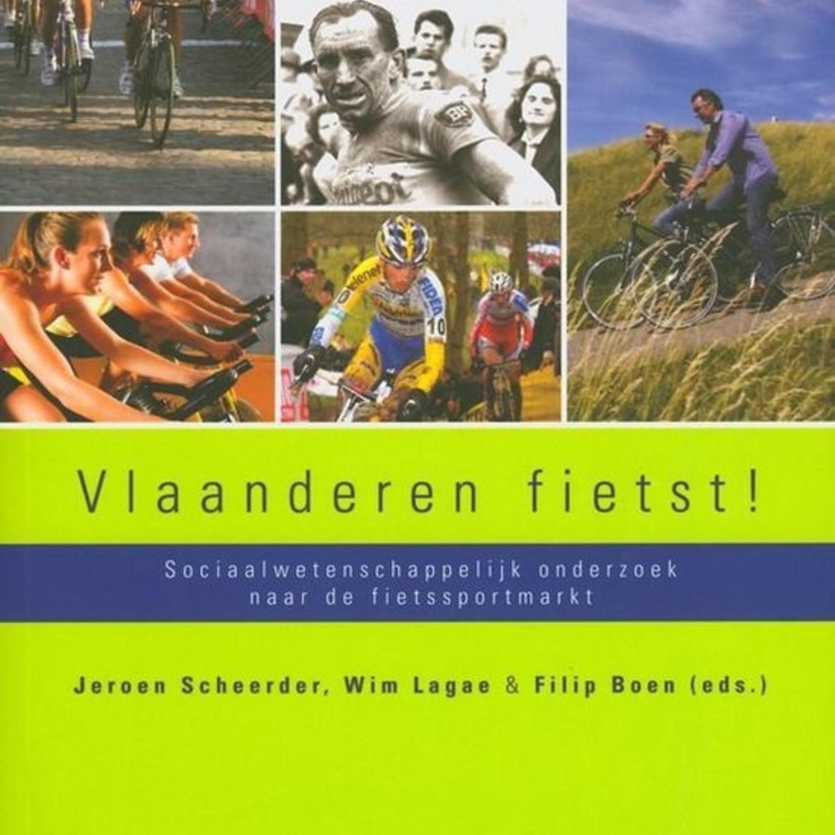 Boek 'Vlaanderen fietst!