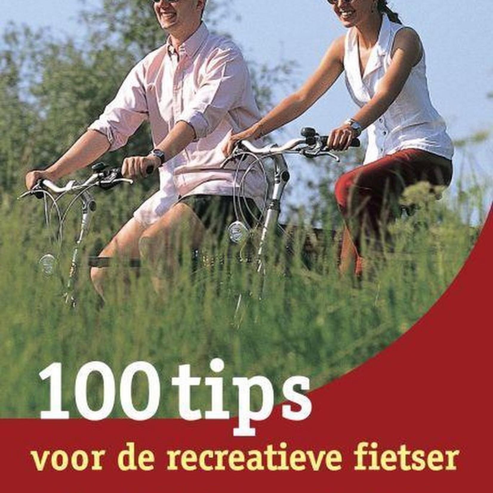 Boek '100 tips voor de recreatieve fietser'