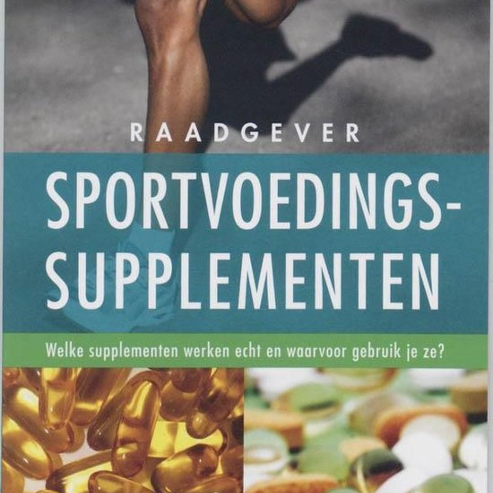 Book 'Sportvoedingssupplementen'