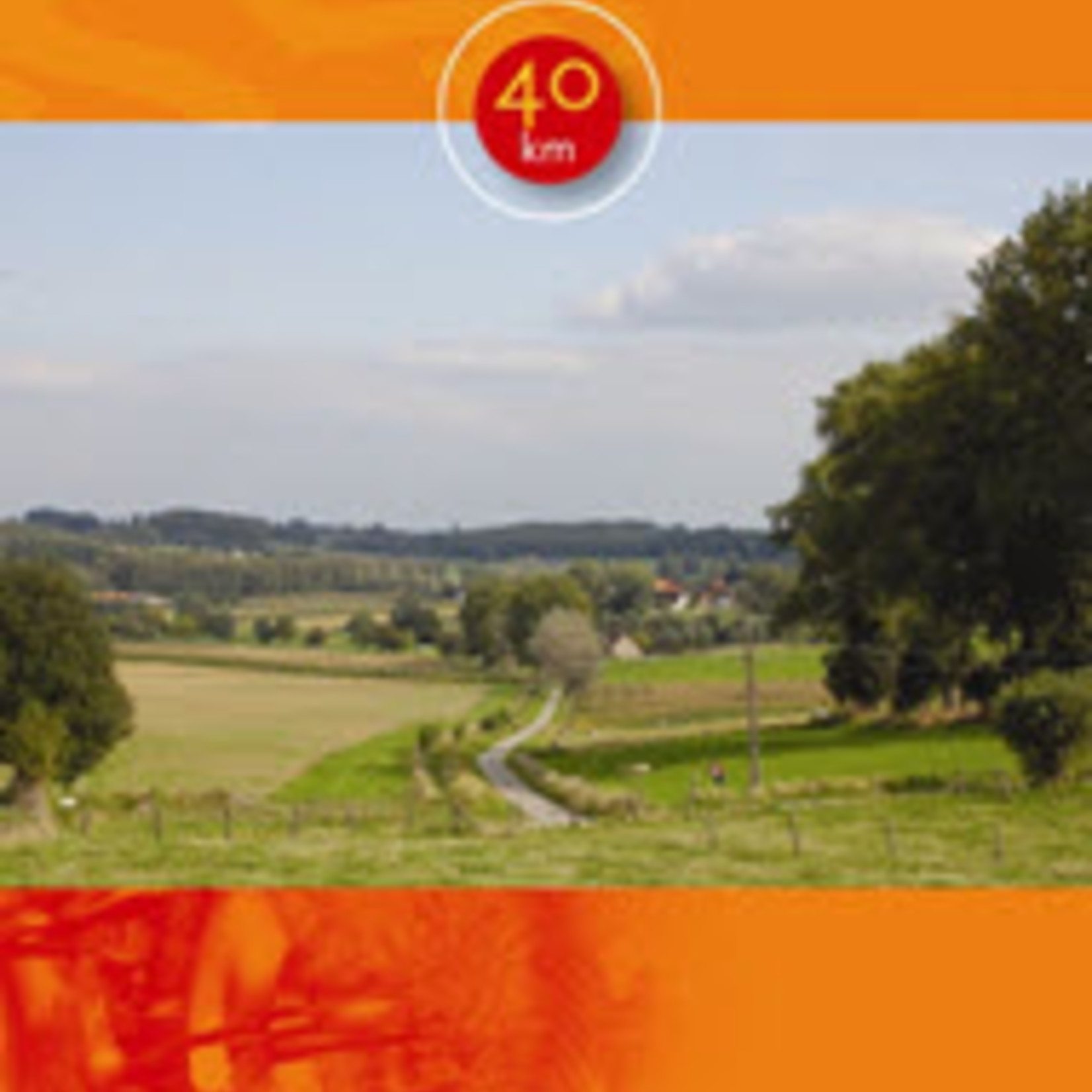 Map (bike) 'Hermes' (Vlaamse Ardennen) -> 40km