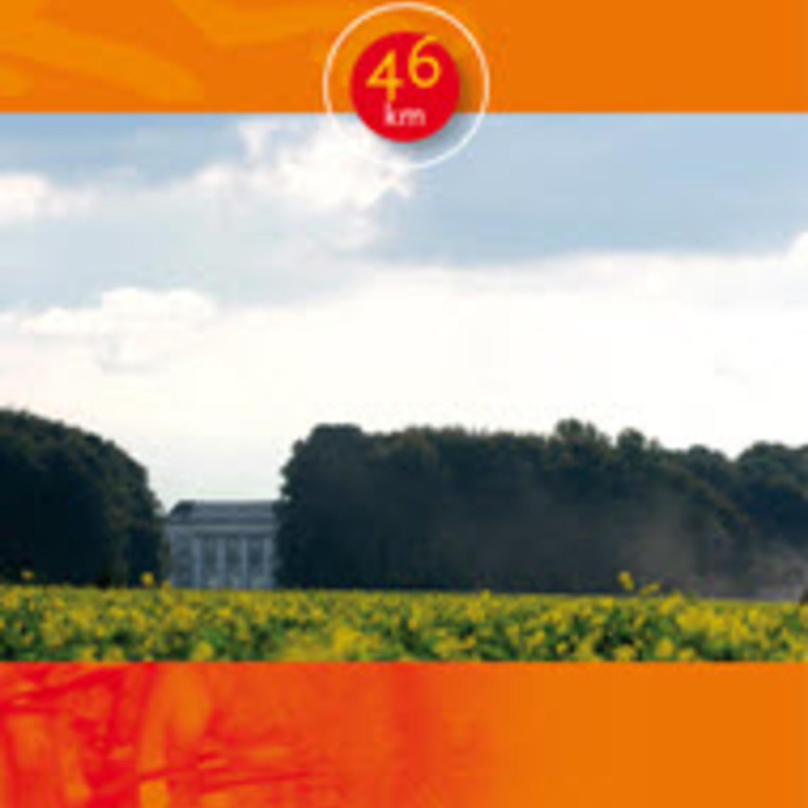 Map (bike) 'Gulden Ei'(Vlaamse Ardennen)-> 46km