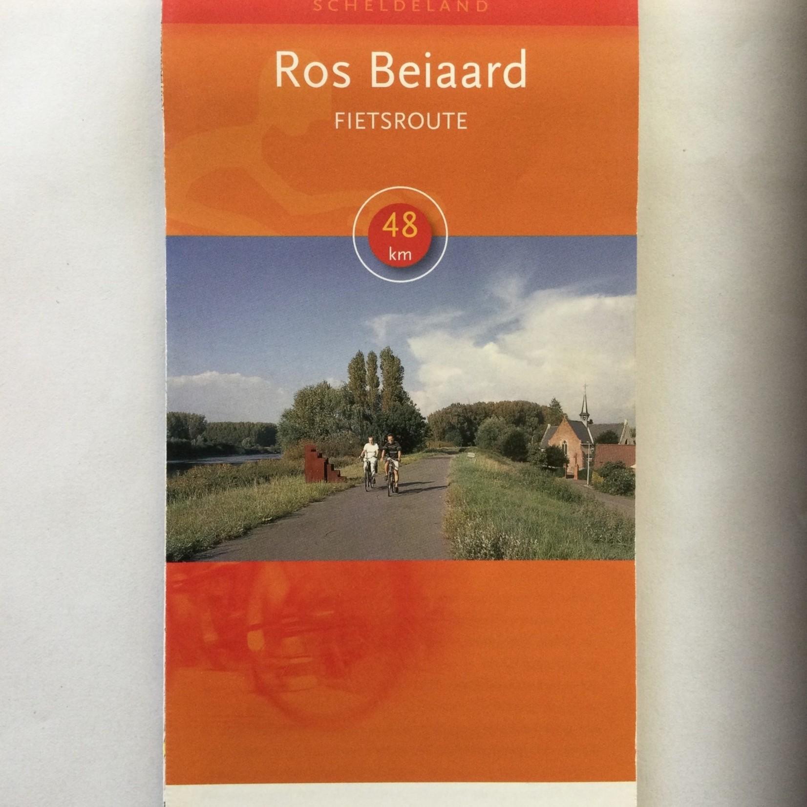 Map (bike) 'Ros Beiaard' (48 km)