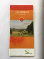 Map (bike) 'Teirlinckroute' (45km)