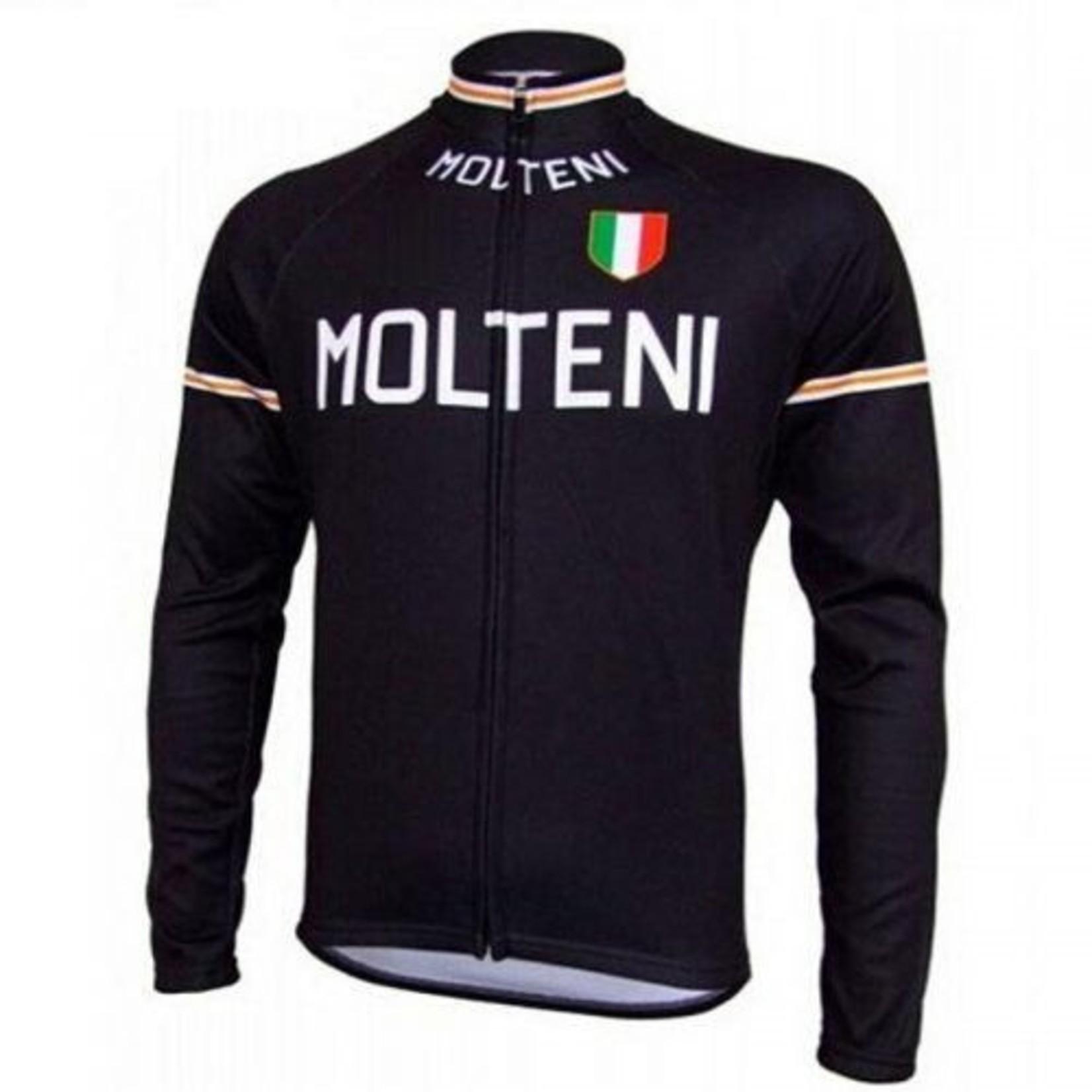 Retroshirt 'Molteni' Long sleeves 6XL