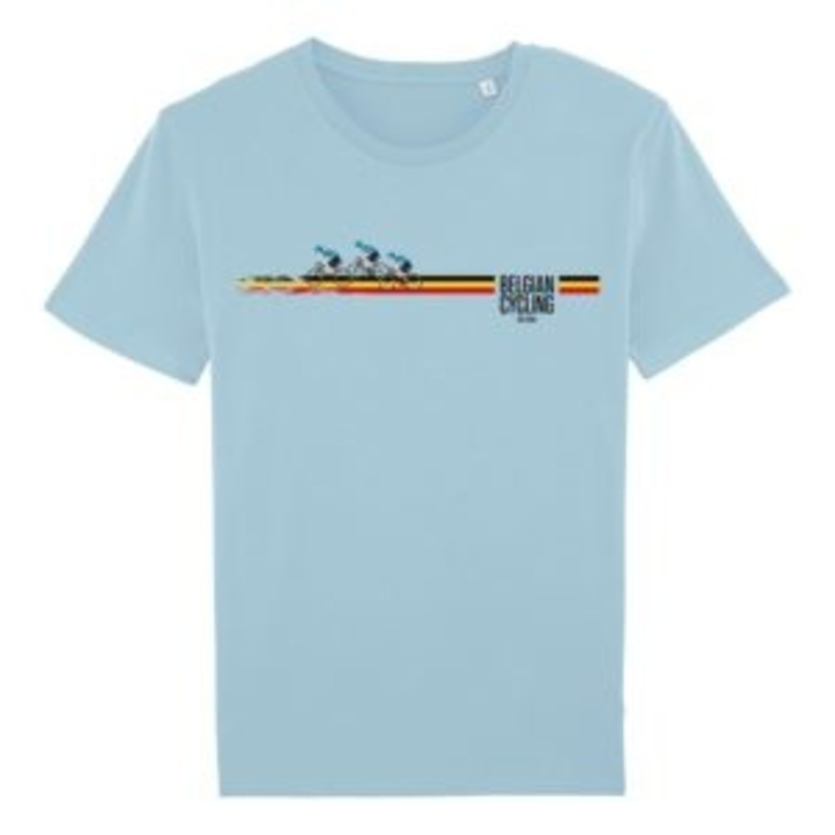 T-shirt Belgian Cycling