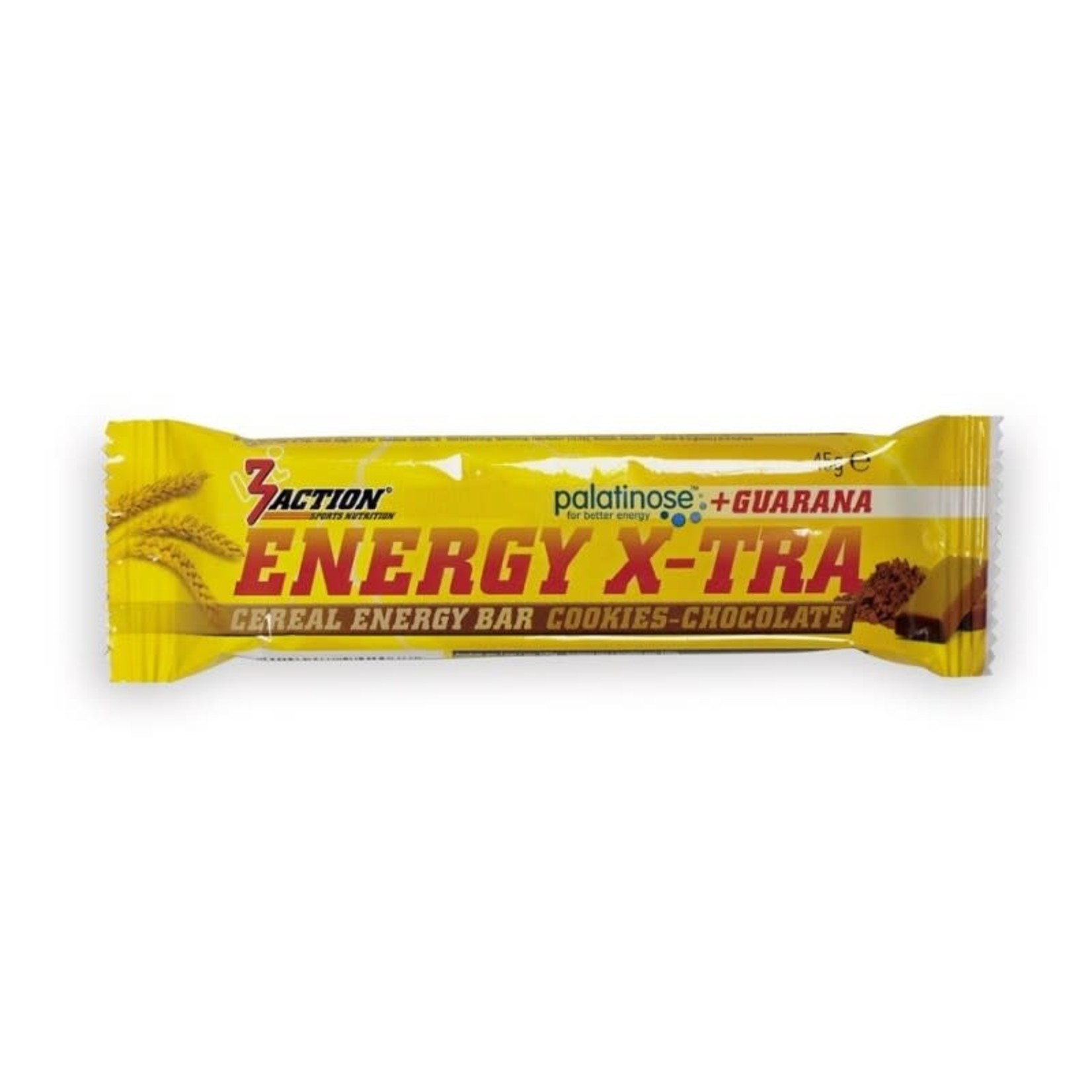 3Action 'Energy X-tra bar (cookies-chocolate)'