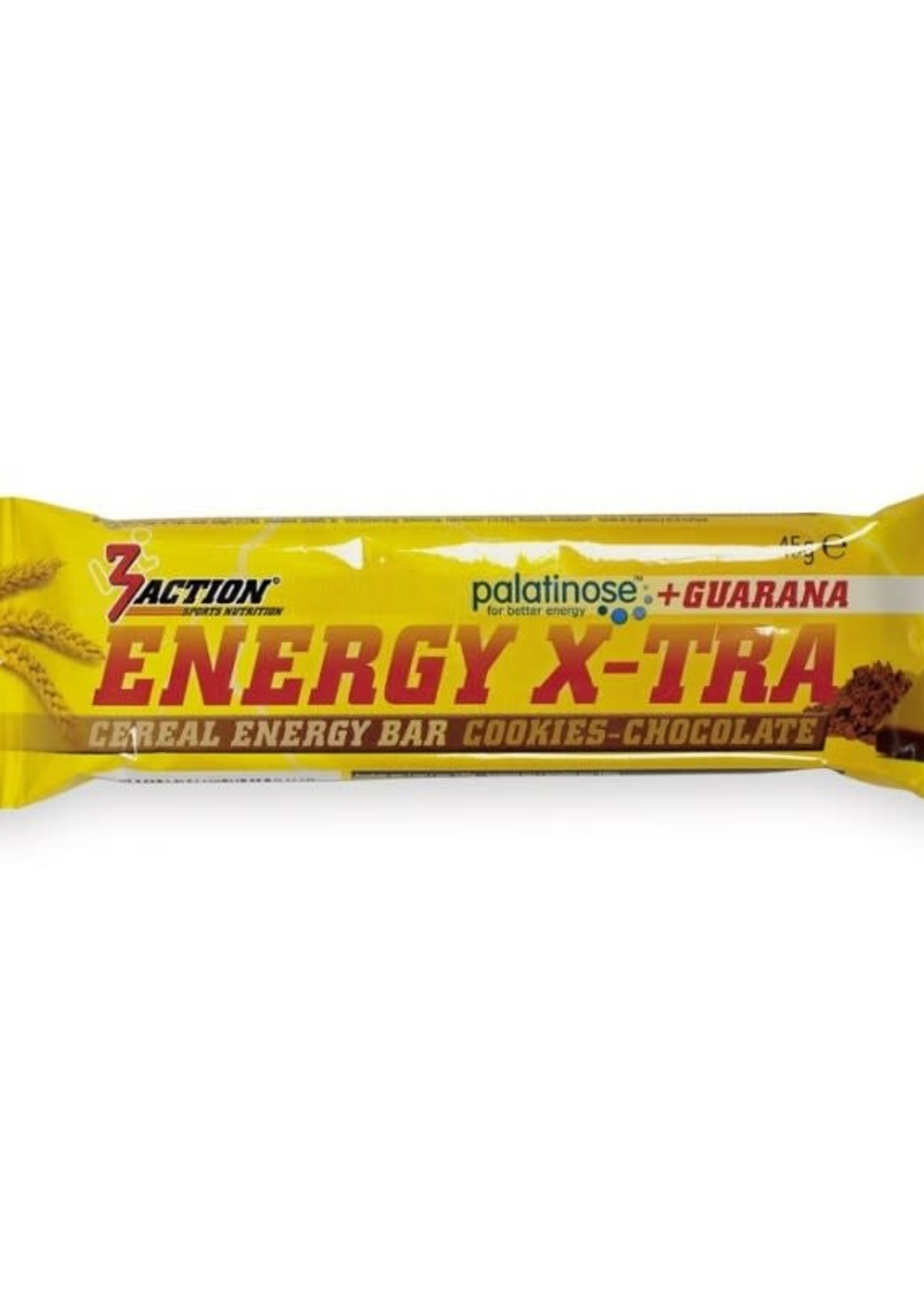 3Action 'Enery X-tra bar (cookies-chocolate)