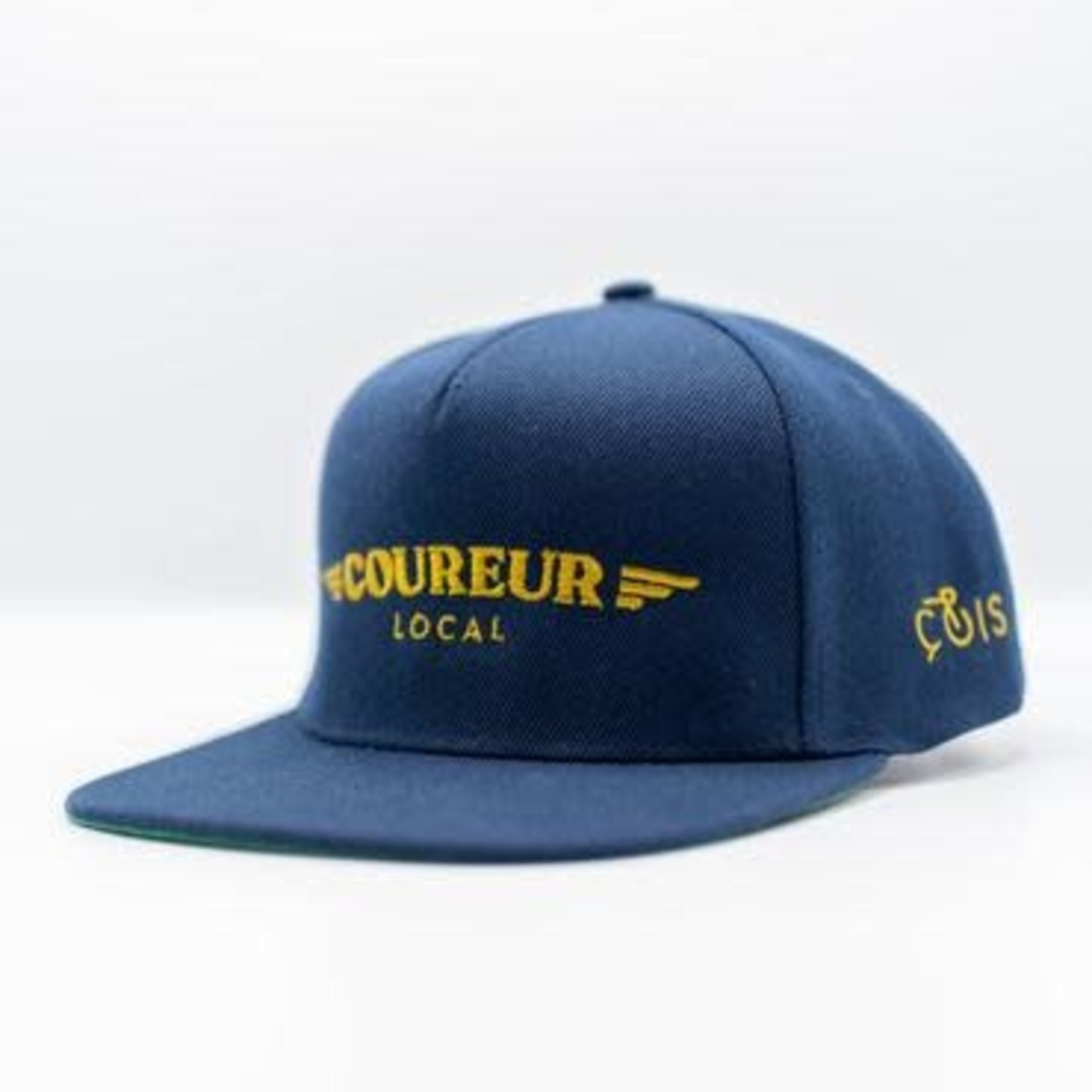 'Coureur Local' snapback cap (Cois)